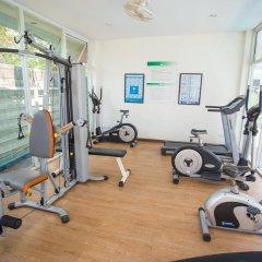 Отель NIDA Rooms 597 Suan Luang Park фитнесс-зал фото 3