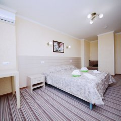 Отель Лазурный берег(Анапа) комната для гостей фото 4