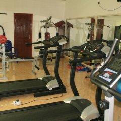 Отель Princeville Hotels Калабар фитнесс-зал