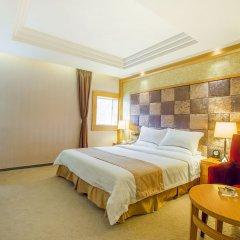 Отель Louis Hotel Zhongshan Китай, Чжуншань - отзывы, цены и фото номеров - забронировать отель Louis Hotel Zhongshan онлайн комната для гостей