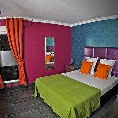 Отель Guest House Verone Rocourt Льеж комната для гостей