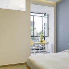 Flower Trail Apartments Израиль, Тель-Авив - 1 отзыв об отеле, цены и фото номеров - забронировать отель Flower Trail Apartments онлайн комната для гостей фото 2