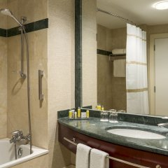 Отель Brussels Marriott Grand Place Брюссель ванная фото 2