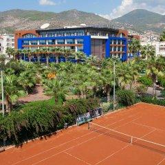 Gardenia Hotel Аланья спортивное сооружение