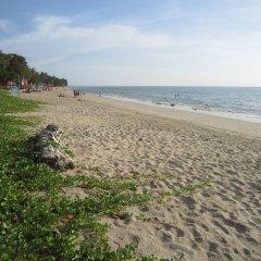 Отель Chaw Ka Cher Tropicana Lanta Resort пляж фото 2