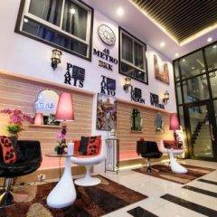 48 Metro Hotel Bangkok развлечения
