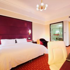 Xihe Fengrun Hotel комната для гостей фото 2
