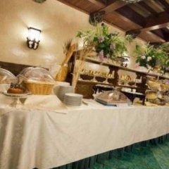 Отель Bettoja Mediterraneo питание