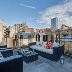 Отель Sweet Inn - Soho Лондон балкон