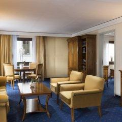 Отель Hilton Dresden комната для гостей фото 3