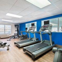 Отель Country Inn & Suites Columbus Airport-East фитнесс-зал фото 3