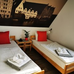 Elewator Gdansk Hostel комната для гостей