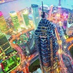 Отель Grand Hyatt Shanghai развлечения