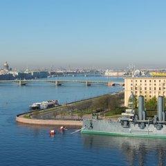 Отель Санкт-Петербург приотельная территория