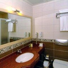 Gardenia Beach Hotel Турция, Окурджалар - 1 отзыв об отеле, цены и фото номеров - забронировать отель Gardenia Beach Hotel - All Inclusive онлайн ванная фото 2