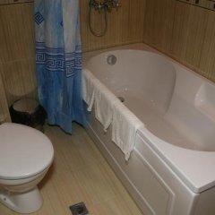 Отель Adjev Han Hotel Болгария, Сандански - отзывы, цены и фото номеров - забронировать отель Adjev Han Hotel онлайн ванная