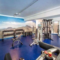 Отель Fuerteventura Princess Джандия-Бич фитнесс-зал фото 4