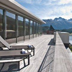 Schweizerhof Swiss Quality Hotel бассейн