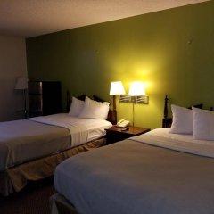 Отель Motel 6 Columbus North/Polaris Колумбус комната для гостей фото 4