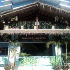 Отель Gecko Republic Jungle Hostel Таиланд, Остров Тау - отзывы, цены и фото номеров - забронировать отель Gecko Republic Jungle Hostel онлайн приотельная территория фото 2