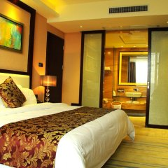 Guangzhou Mingyue Hotel комната для гостей фото 3