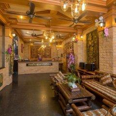 Отель Bangkok Residence интерьер отеля