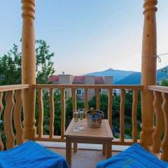 Elixir Hotel балкон