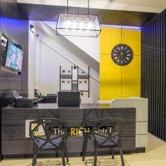 Отель The Rich Sotel удобства в номере