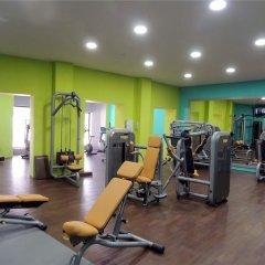 Отель AX ¦ Sunny Coast Resort & Spa фитнесс-зал фото 4