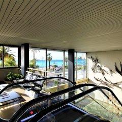 Отель Nice Booking - Royal Luxembourg Piscine Ницца фитнесс-зал