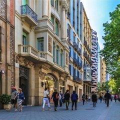 Апартаменты Habitat Apartments Boulevard Барселона