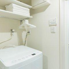 Отель Tateru Bnb Minoshima A Хаката ванная