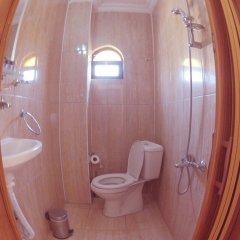 Happydocia Hotel & Pension Турция, Гёреме - 1 отзыв об отеле, цены и фото номеров - забронировать отель Happydocia Hotel & Pension онлайн ванная фото 2
