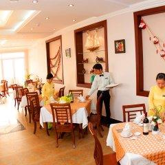 Отель Ocean Star Hotel Вьетнам, Вунгтау - отзывы, цены и фото номеров - забронировать отель Ocean Star Hotel онлайн питание