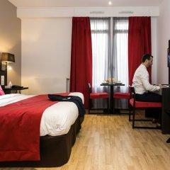 Отель Odalys City Paris Montmartre Париж комната для гостей фото 2