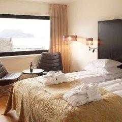 Отель Scandic Parken Норвегия, Олесунн - отзывы, цены и фото номеров - забронировать отель Scandic Parken онлайн комната для гостей фото 5