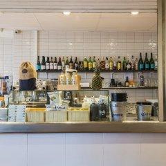 Отель Safestay Barcelona Sea гостиничный бар фото 2