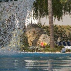 Отель Terme Belsoggiorno Италия, Абано-Терме - отзывы, цены и фото номеров - забронировать отель Terme Belsoggiorno онлайн приотельная территория