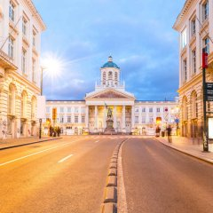 Отель Aparthotel Adagio Brussels Grand Place фото 2