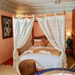 Отель Dar Jameel Марокко, Танжер - отзывы, цены и фото номеров - забронировать отель Dar Jameel онлайн комната для гостей