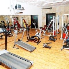 Ровно Отель Видин фитнесс-зал фото 3