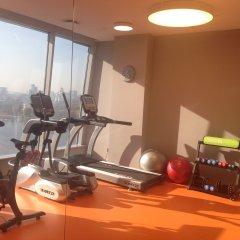 Гостиница Резиденция фитнесс-зал