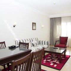 Апартаменты Pyramisa Sunset Pearl Apartments комната для гостей фото 5