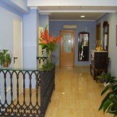 Hotel Nou Casablanca интерьер отеля