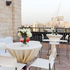 Jerusalem Gardens Hotel & Spa Израиль, Иерусалим - 8 отзывов об отеле, цены и фото номеров - забронировать отель Jerusalem Gardens Hotel & Spa онлайн питание фото 3