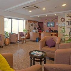 Отель Champa Central Hotel Мальдивы, Северный атолл Мале - отзывы, цены и фото номеров - забронировать отель Champa Central Hotel онлайн интерьер отеля фото 3