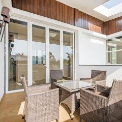 Отель GuestHouser 4 BHK Villa 4238 Гоа балкон