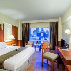 Bangkok Palace Hotel комната для гостей фото 2