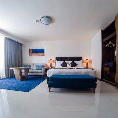 Отель Oakwood Residence Sukhumvit Thonglor Бангкок комната для гостей фото 5