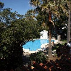 Отель Cortijo Fontanilla Испания, Кониль-де-ла-Фронтера - отзывы, цены и фото номеров - забронировать отель Cortijo Fontanilla онлайн бассейн фото 3